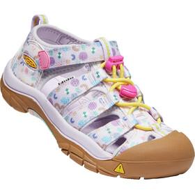 Keen Newport H2 Sandały Dzieci, biały/różowy